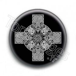Badge Croix Celte