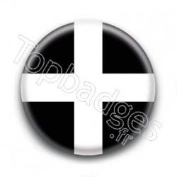 Badge Drapeau des Nations Celtes