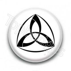 Badge Nœud De La Trinité