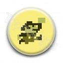 Badge Mario NB 8 Bit