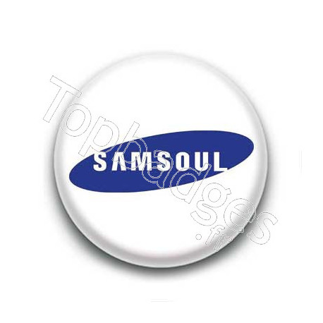 Badge : Samsoul