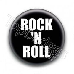 Badge Rock'n roll