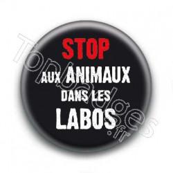 Badge stop aux animaux dans les labos