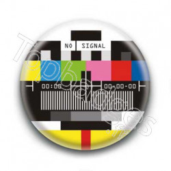 Badge mire tele no signal