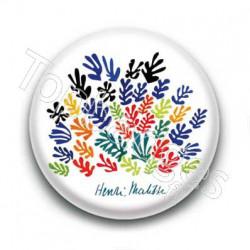 Badge Henri Matisse - La Gerbe