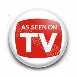Badge As seen on TV