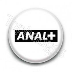 Badge : Anal +