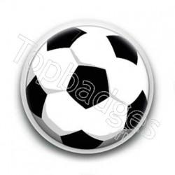 Badge ballon football