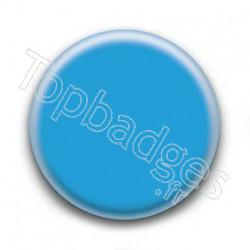 Badge bleu clair