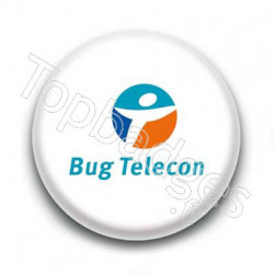 Badge : Bug Telecon