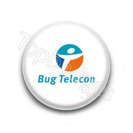 Badge : Bug Telecon