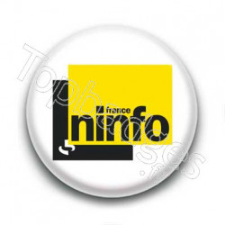 Badge : France ninfo