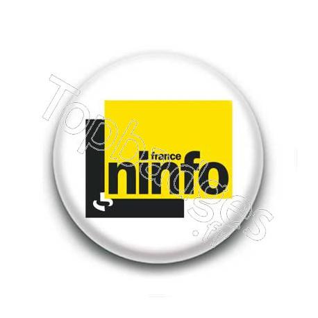 Badge : France ninfo