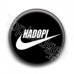 Badge : Hadopi