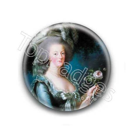 Badge : Marie Antoinette, Vigée Le Brun