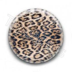 Badge Léopard