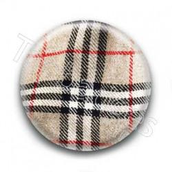 Badge carreaux