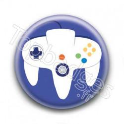 Badge Manette Nintendo 64