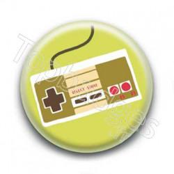 Badge Manette Nintendo Nes