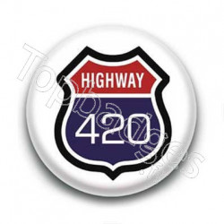 Badge Highway 420