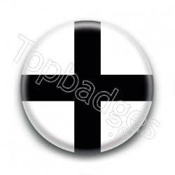 Badge Drapeau Bretagne