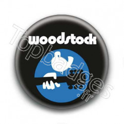 Badge Woodstock