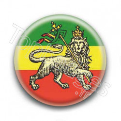 Badge Drapeau Jamaique