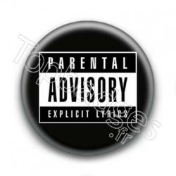 Badge Parental Advisory