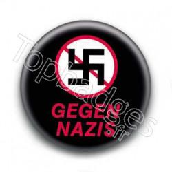 Badge Gegen Nazis