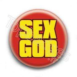 Badge Sex God