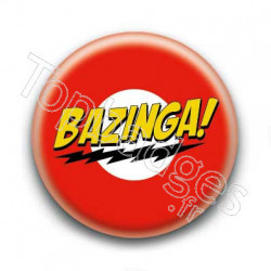 Badge Bazinga !