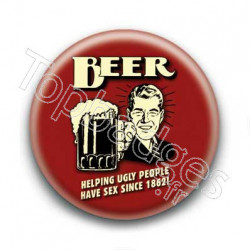 Badge Beer