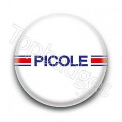 Badge Picole Police