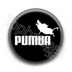 Badge Pumba Puma