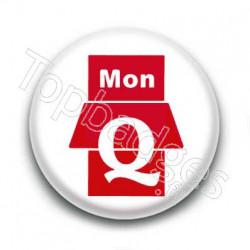 Badge Mon Q