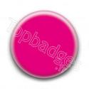 Badge Fond Fushia