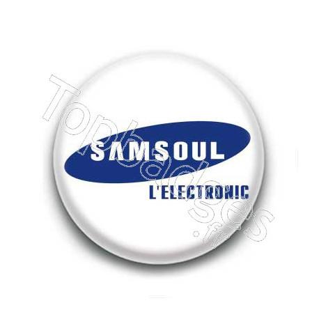 Badge : Samsoul
