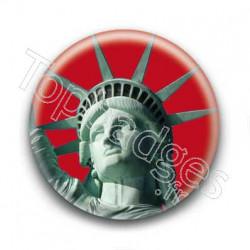 Badge Statue de la Liberté