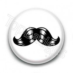 Badge Vieille Moustache