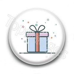 Badge Cadeau