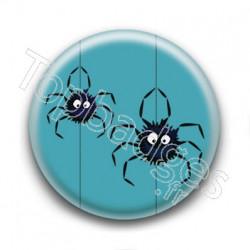 Badge Araignées