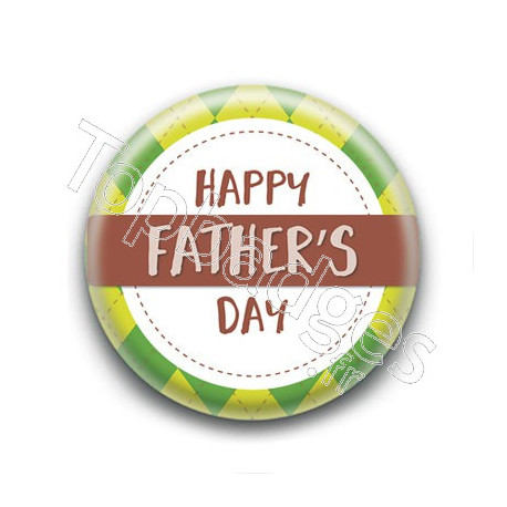 Badge Happy Father's Day