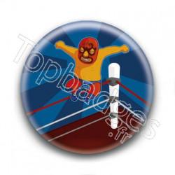 Badge Catcheur