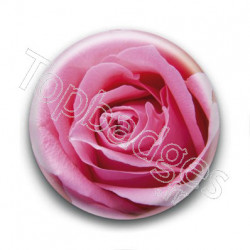 Badge Rose