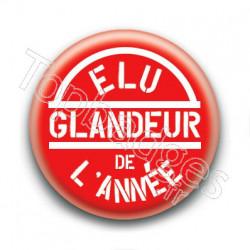 Badge Elu Glandeur de l'Année