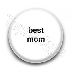 Badge Best Mom