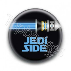 Badge Jedi Side