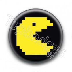Badge Pacman 8 Bit