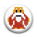 Badge Sage de Zelda 8 Bit