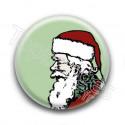 Badge Père Noël Dessin